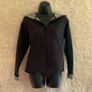 Ladies size 6 Black Lululemon Jacket!